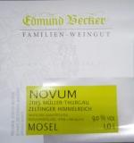 2015er Novum Müller-Thurgau